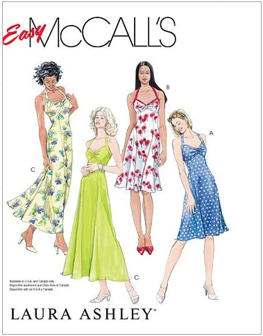 McCall/'s 4476 Fat Quarters Patchwork Apron Sewing Pattern 4 Styles UNCUT