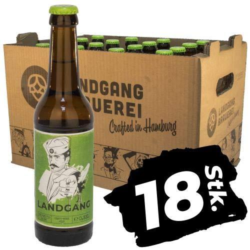 Landgang Brauerei - Landgang Pils -18er Karton (18 x 0,33l) - 4,9%