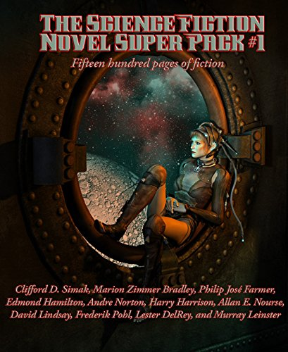 The Science Fiction Novel Super Pack No. 1: Fifteen hundred pages of...