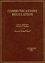 Communications Regulation (American Casebook Series)