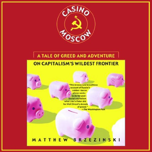 Casino Moscow cover art