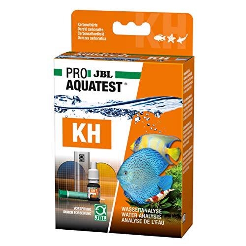 JBL Wassertest-Set, Für Süß-/Meerwasser-Aquarien und Teiche, ProAquaTest KH Karbonathärte