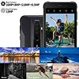 Zoom IMG-1 rugged smartphone 4g blackview bv6300