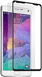 BodyGuardz - Pure Glass + The Crown, Extreme Impact and Scratch Resistant (Samsung Galaxy Note 4)