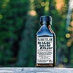 Outlaw Magic Beard and Hair Elixir - Smoky, Woody Cedar Beard Oil - A Fantastic Beard Oil for all Your Beard Care (and… 5