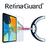 "2018 iPad Pro 11""用RetinaGuardアンチUV、アンチブルーライトスクリーンプロテクター - Sgs&Intertekテスト済み - 過度の有害なブルーライトをブロック、目の疲れや目の疲れを軽減…"