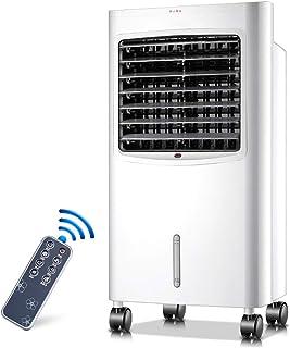 Aire Acondicionado Enfriador De Aire De Doble Propósito Pequeño Ventilador De Enfriamiento Refrigerado Por Agua Doméstico (blanco, 750 * 380 * 300MM)