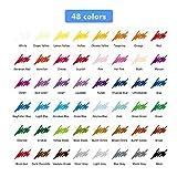 Zoom IMG-1 48 matite colorate ohuhu per
