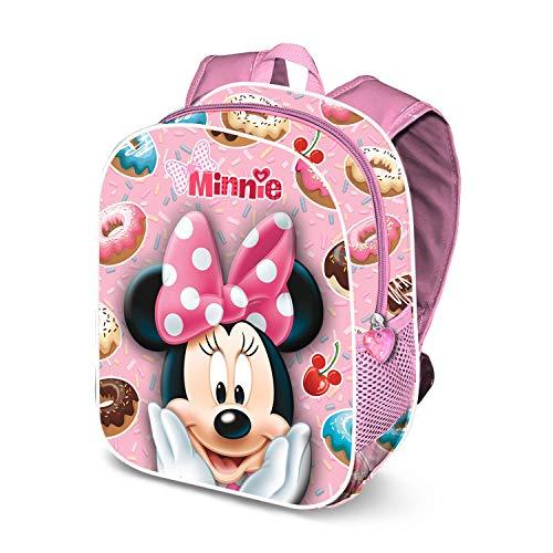 Minnie Mouse Yummy-Mochila 3D (Pequeña