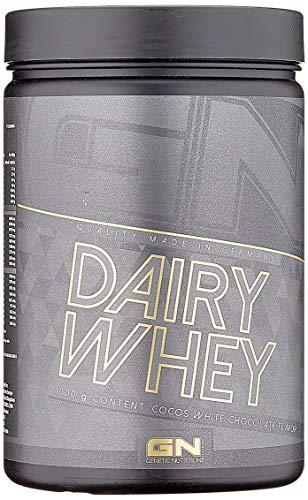GN Laboratories 100% Dairy Whey Proteinshake Protein Eiweiß Bodybuilding Eiweißpulver 1000g (Cocos White Chocolate - Kokos Weiße Schokolade)