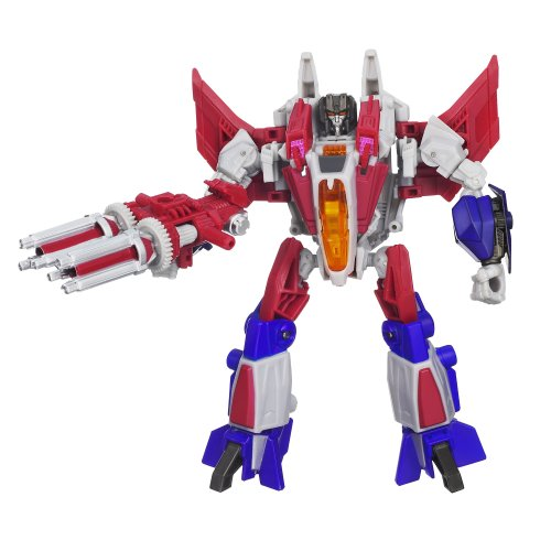 Transformers Generations Fall of Cybertron Decepticon Starscream Figure