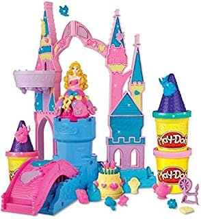 Play Doh magical design disney princess Aurora