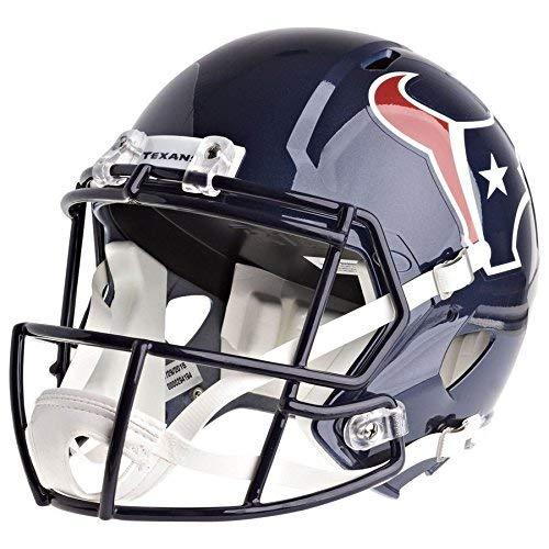 Riddell Houston Texans Officially Licensed Speed Full Size Replica Football Helmet