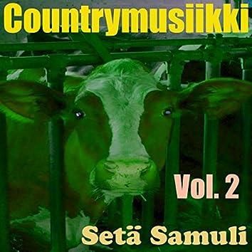 Countrymusiikki, Vol. 2