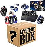 WEWQ Mystery Box Mystery Box Electronics Mystery Boxes Random Birthday Back Surprise Box Lucky Box para Adultos Sorpresa Regalo Este es un Juego sobre la Suerte y la Aventura: ¡Todo es Posible!