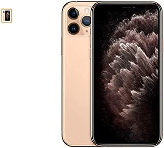 Apple iPhone 11 Pro with FaceTime - 512GB, 4G LTE, Gold -USA International Version