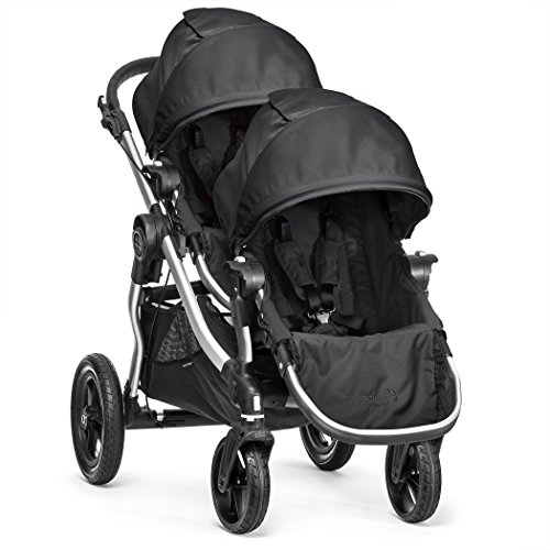 Baby Jogger 2015 City Select with 2nd Seat, Onyx