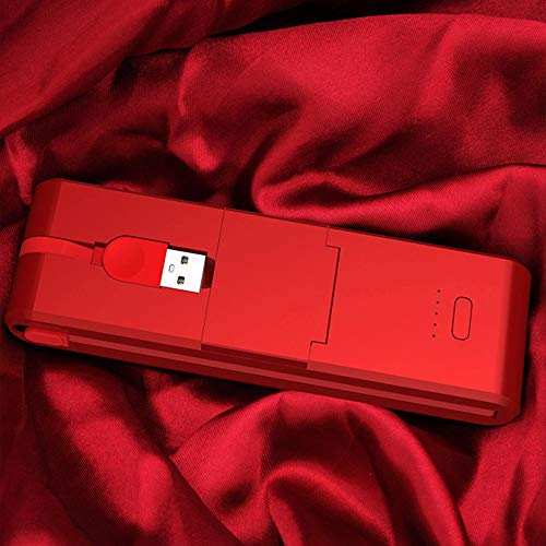 CUSTODIA IVELVET DI CABLE TECHNOLOGIES PER IPHONE 11 ROSSO - Juice