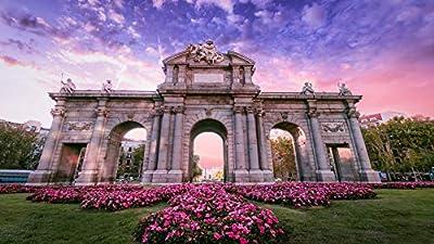 Explore Madrid's most scenic spots
