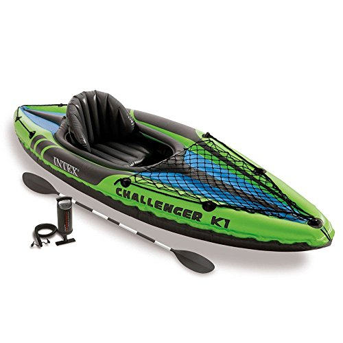 Intex Challenger K1 Kayak Kit