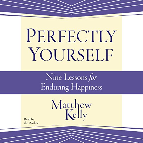 Perfectly Yourself audiobook cover art