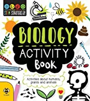 Biology Activity Book: Activities About Humans, Plants and Animals (STEM Starters for Kids)