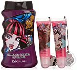 Mattel Coffret Lip Gloss Monster High 3 Pièces