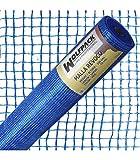 Wolfpack 1202100 - Blu intonaco rotolo di maglia 50 x 1 m 10 x 10 mm.