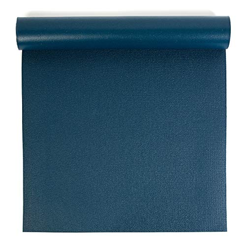 Yoga Studio Oeko Tex Original Sticky Long & Wide Yoga Mat (80x200x0.45cm) (Aegean Blue)