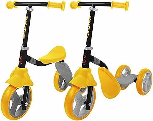 DDPP Multifunktions-Yo Kinder Dreirad Roller Baby Roller Drei-in-One Baby Auto Zeremonie,3