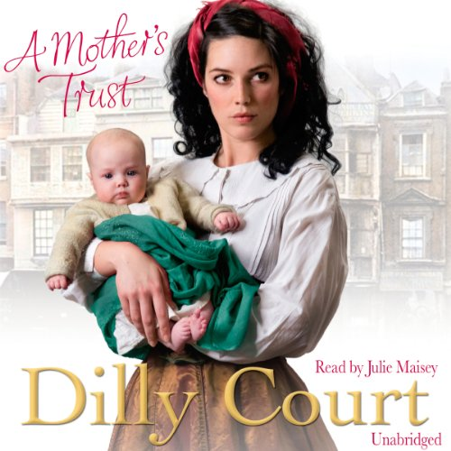 A Mother's Trust audiobook cover art