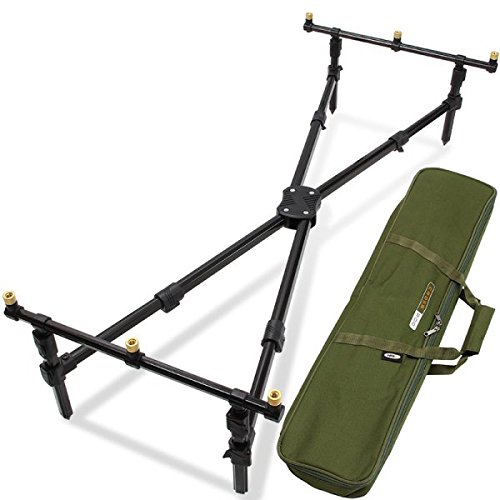 NGT Unisex's Cross Pod and Case, Green, One Size