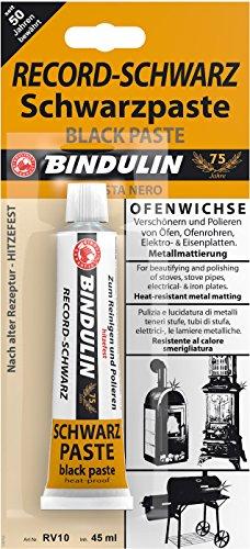 Bindulin Elektroplatten-Paste schwarz Kochplatten-Reiniger