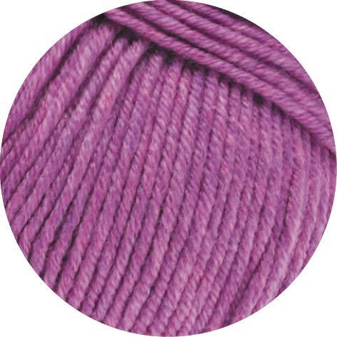 Lana Grossa Cool Wool Big Melange 351 - Flieder meliert