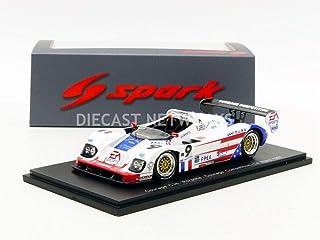 Spark s3675Mut C36–Le Mans 1997–Maßstab 1/43, Weiß/Blau/Rot