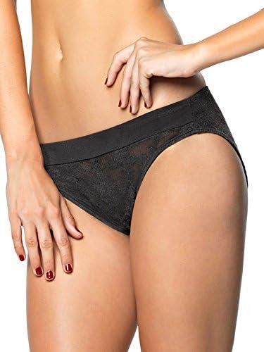 Felina Women's Parisienne Minneapolis Mall Hi Bikini Cut Panty Underwear Bombing new work