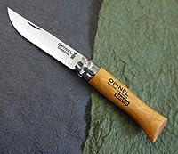 OPINEL(オピネル) 13060 No.6 ハガネ カーボンブレード 刃長73mm