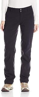 بنطال ساترداي تريل II مبطن قابل للتمدد للنساء من ملابس كولومبيا الرياضية، لون اسود، قياس 2 UK