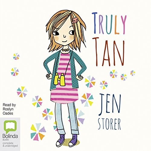 Truly Tan cover art