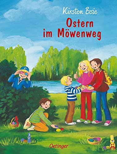 Wir Kinder aus dem Möwenweg 7. Ostern im Möwenweg