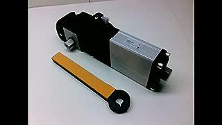 Smc Ckz2n63tf-120Dp-Xxxxxaa517p Slim Line Clamp Cylinder 63Mm Bore Ckz2n63tf-120Dp-Xxxxxaa517p