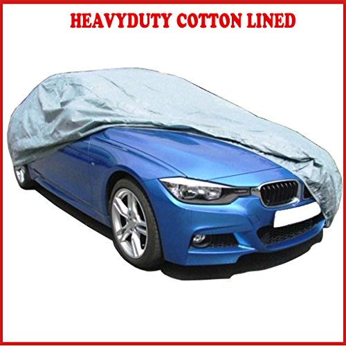 SUPPLY MGF MGTF HEAVYDUTY FULLY WATERPROOF CAR COVER COTTON LINED