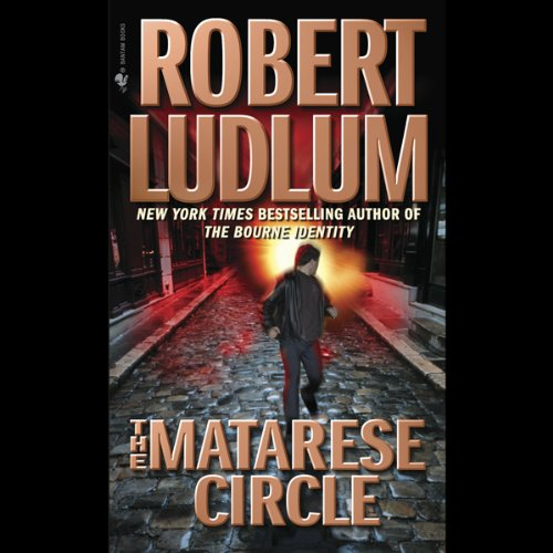 Couverture de The Matarese Circle