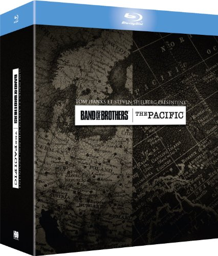 Pack: Hermanos de Sangre + The Pacific (Contiene audio en castellano) [Francia] [Blu-ray]