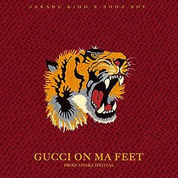 Gucci on Ma Feet