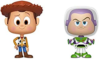 Funko 37005 VYNL: Toy Story-Woody and Buzz Collectible Figure, Multicolor