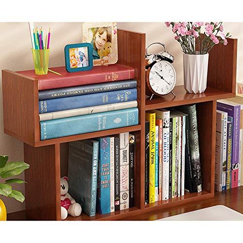 DS- Bibliothèque Bibliothèque - Étagère de Bureau pour Enfants Creative Table Petite bibliothèque Étagère de Stockage d'étudiant Simple && (Taille : B)