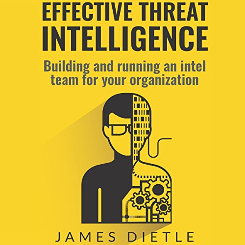 Effective Threat Intelligence cover art
