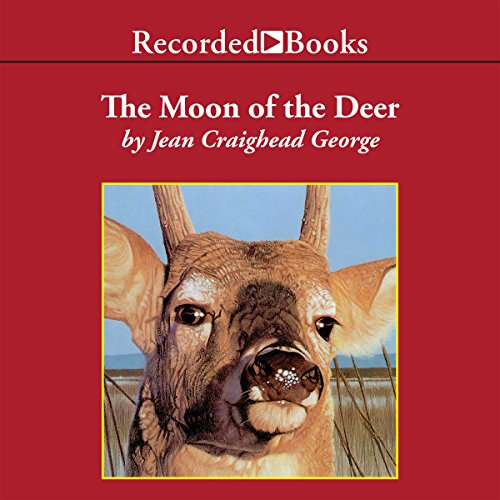The Moon of the Deer audiobook cover art