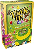 Time's Up Family Vert - avec Timer - Asmodee - Jeu de société - Jeu famille - Jeu d'ambiance